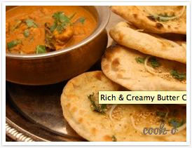 Butter Creamy Chicken Rich